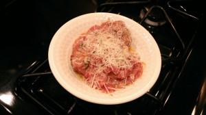 Baked Meatballs in Tomato Sauce